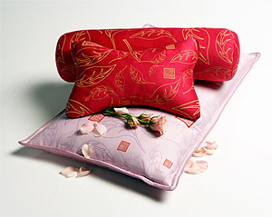 Rose-pillows